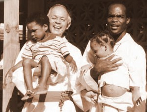 Father Ho Lung and the Mssionaries of the Poor
