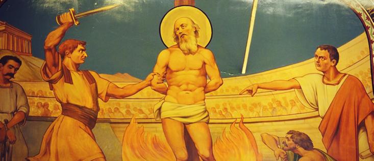 Výsledok vyhľadávania obrázkov pre dopyt saint polycarp