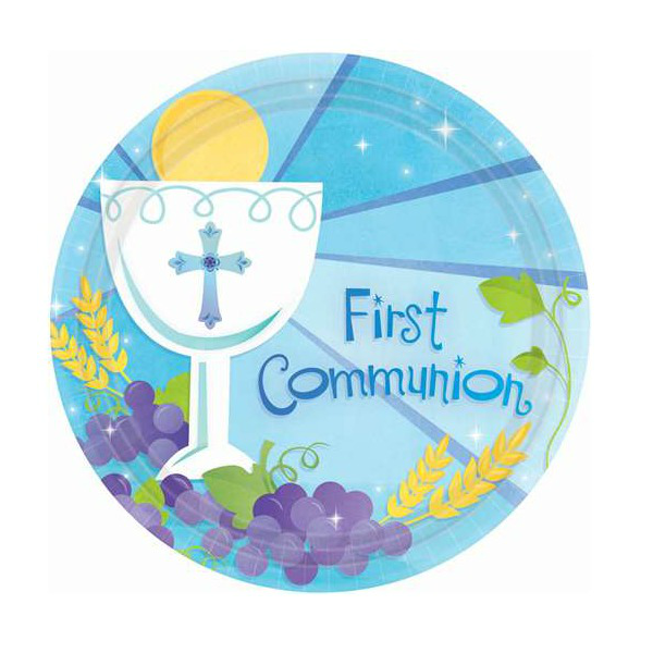 First Communion Party Supplies