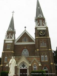 Belmont Abbey Basilica