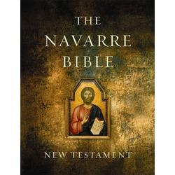 Navarre Bible: New Testament Study Edition