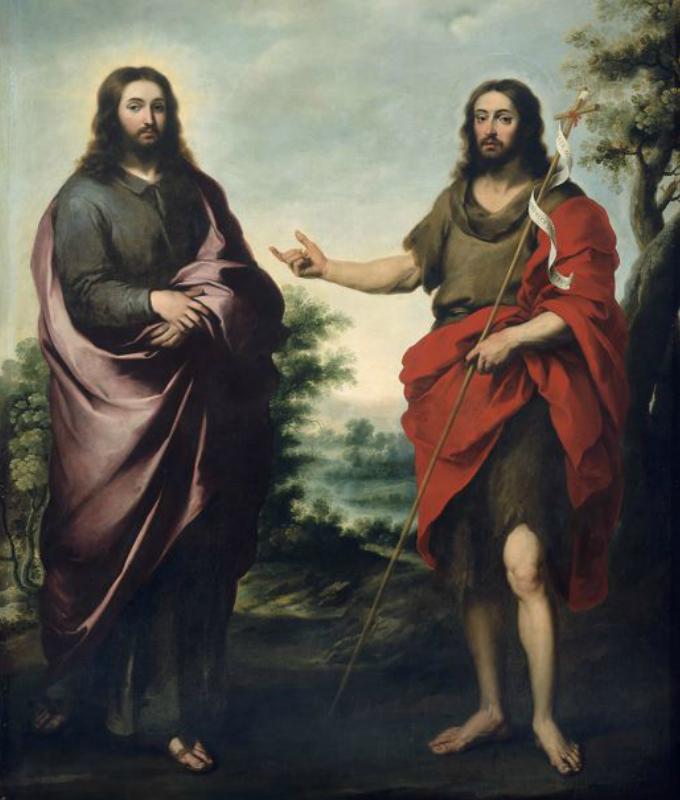 St. John the Baptist: the Forerunner of Jesus