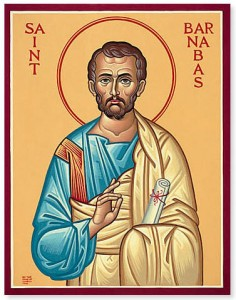 St. Basnabas
