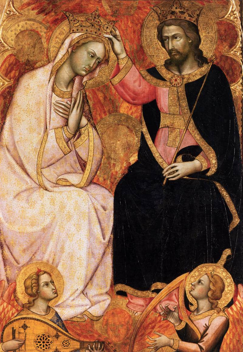 Coronation of the Virgin Mary: Lessons from Scripture and the Popes