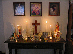 Catholic Art in the Home