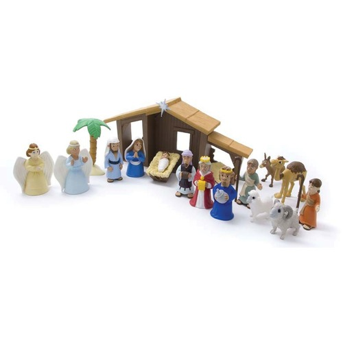 Nativity Play Set