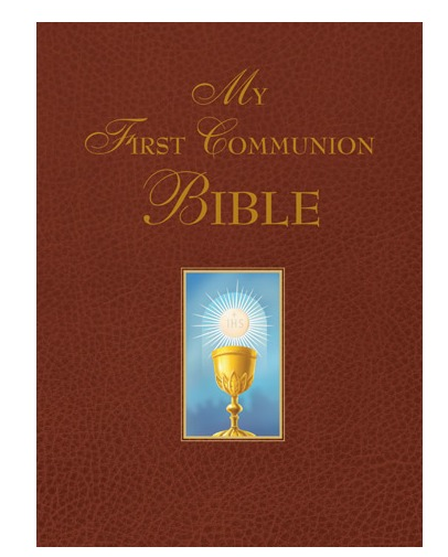 First Communion Bible