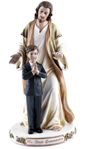 First Communion Figurines