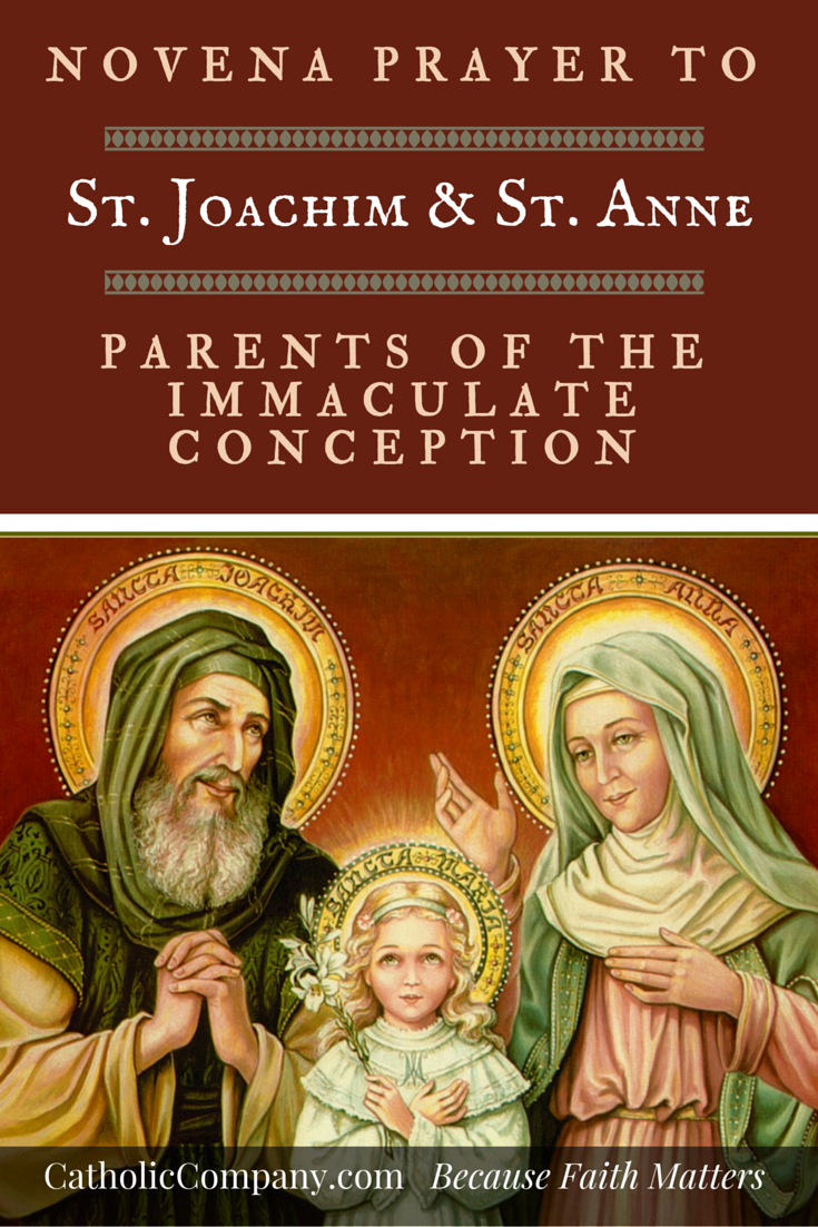 A Reflection and Prayer to St. Joachim and St. Anne from the USCCB (PDF)