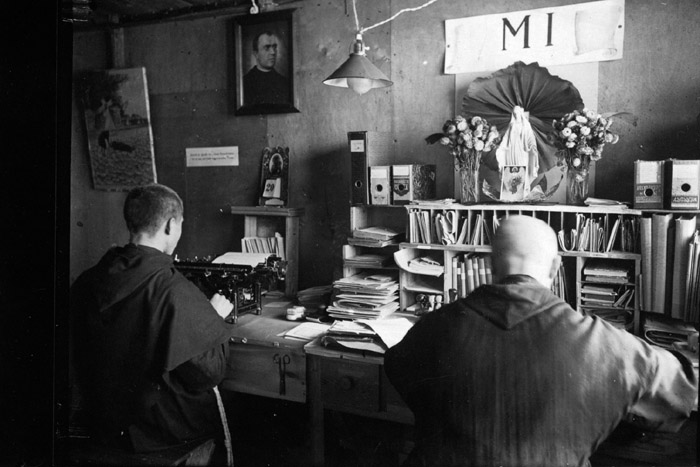 St. Maximilian Kolbe's organization - the Militia of the Immaculata