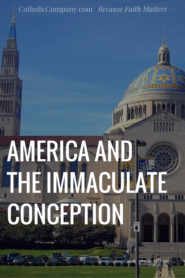 America and the Immaculate Conception