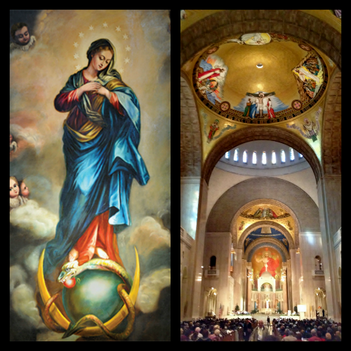National Shrine of the Immaculate Conception in Washington, D.C.