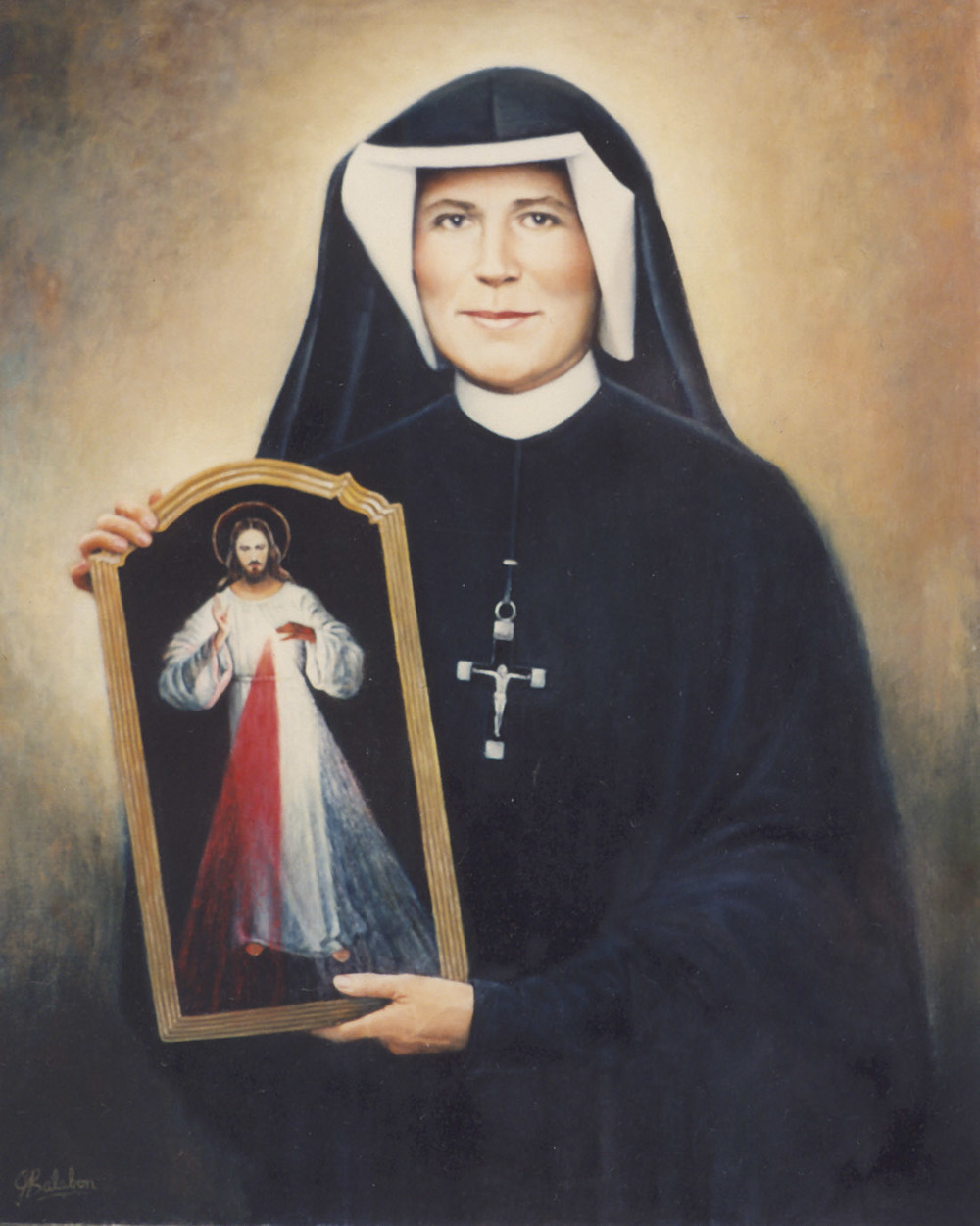 St. Faustina and the Divine Mercy message