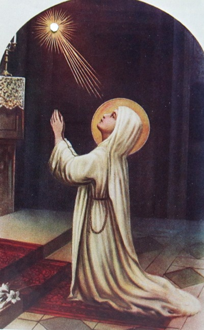 The Life of Blessed Imelda Lambertini, patron saint of First Communicants