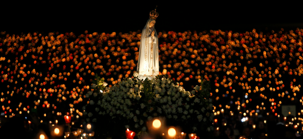 Five Prayers Taught at Fatima by Mary & the Angels | GetFed