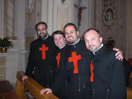 The Order of St. Camillus is a worldwide relief effort of like-minded medical workers who seek to follow Christ through ministering to the sick.