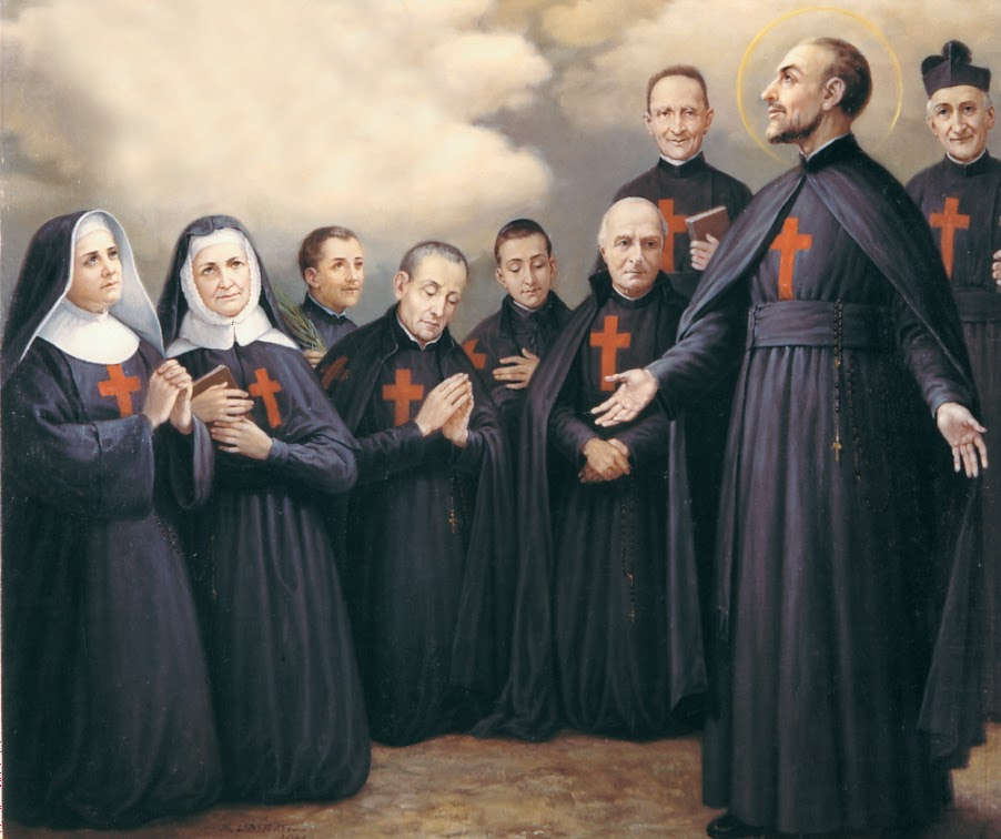 Order of St. Camillus, or the Camillians, is the original Red Cross movement.