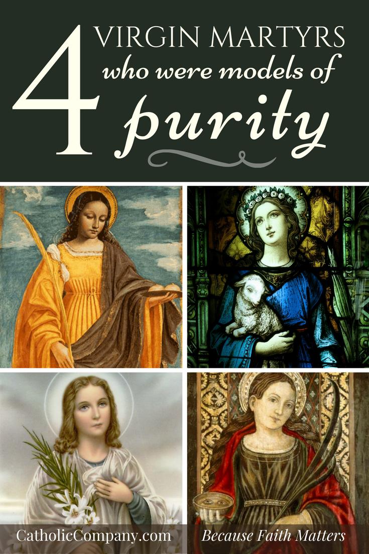 Saint of lost virginity