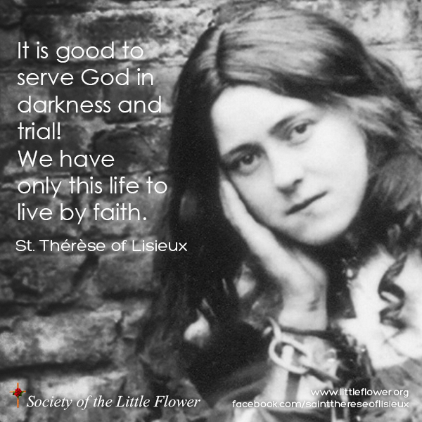 Novena prayers to the Little Flower - St. Therese