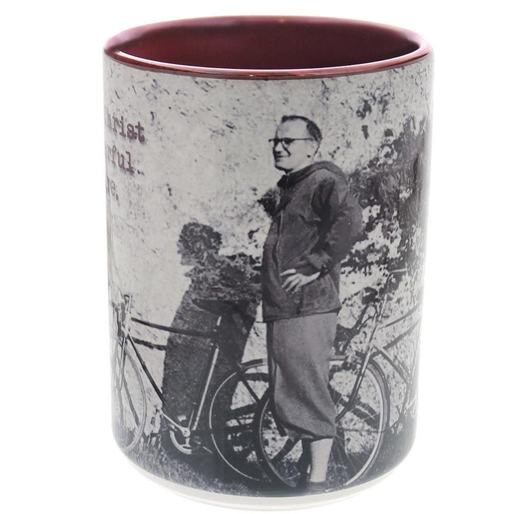 Life With Christ JPII Coffee Mug