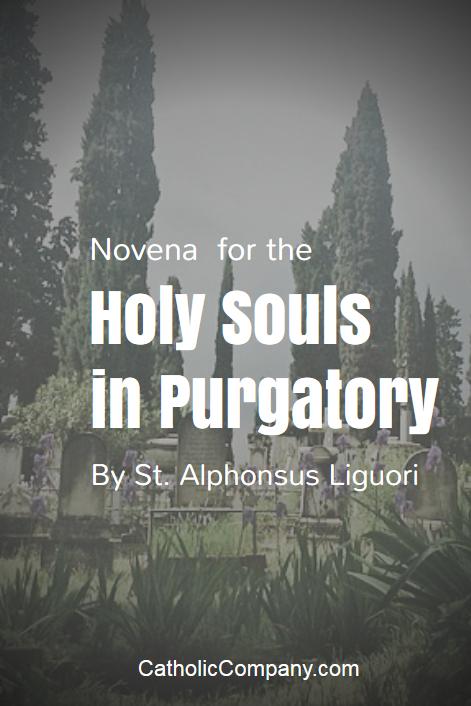 Novena for the Holy Souls