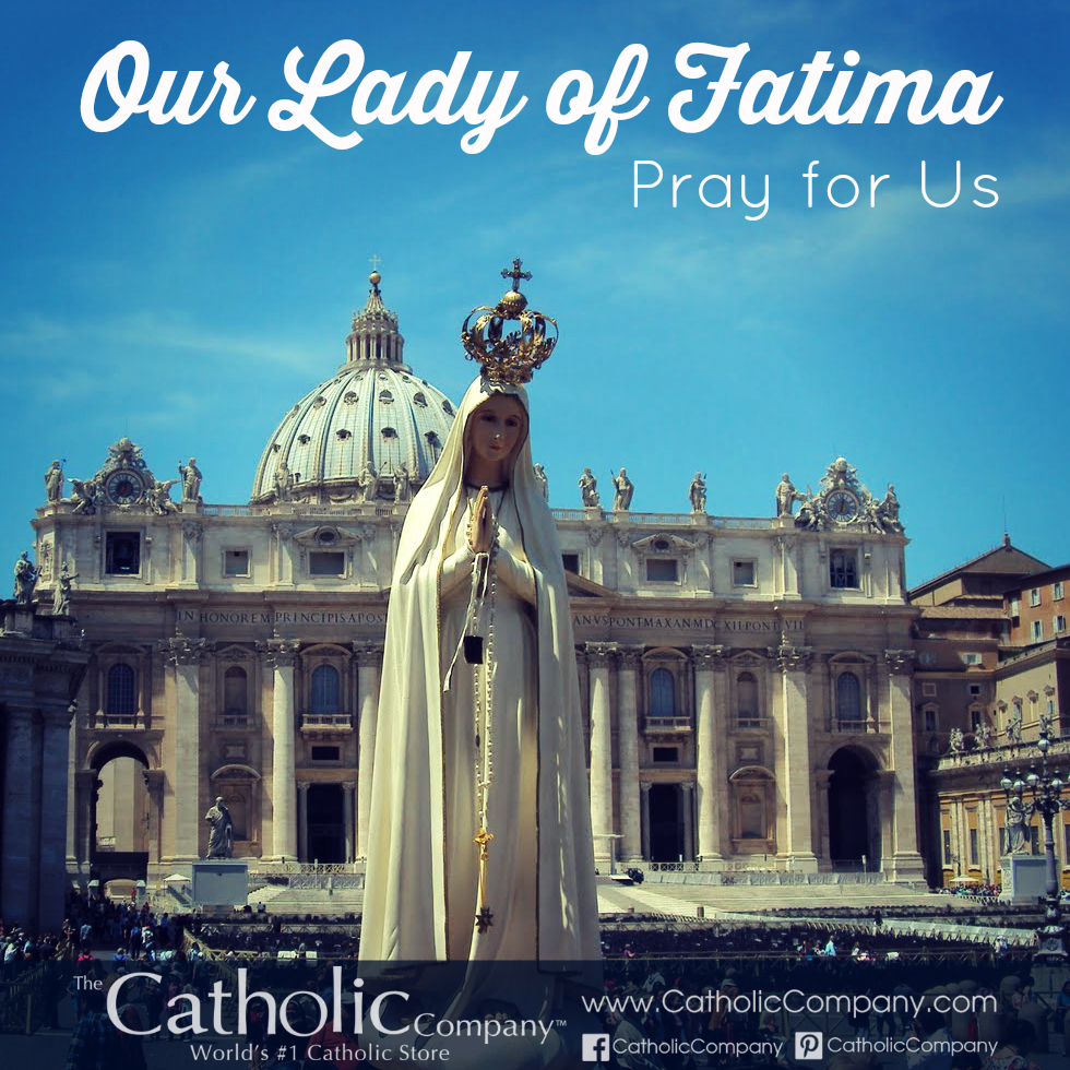 Our Lady of Fatima, St Peter's Square
