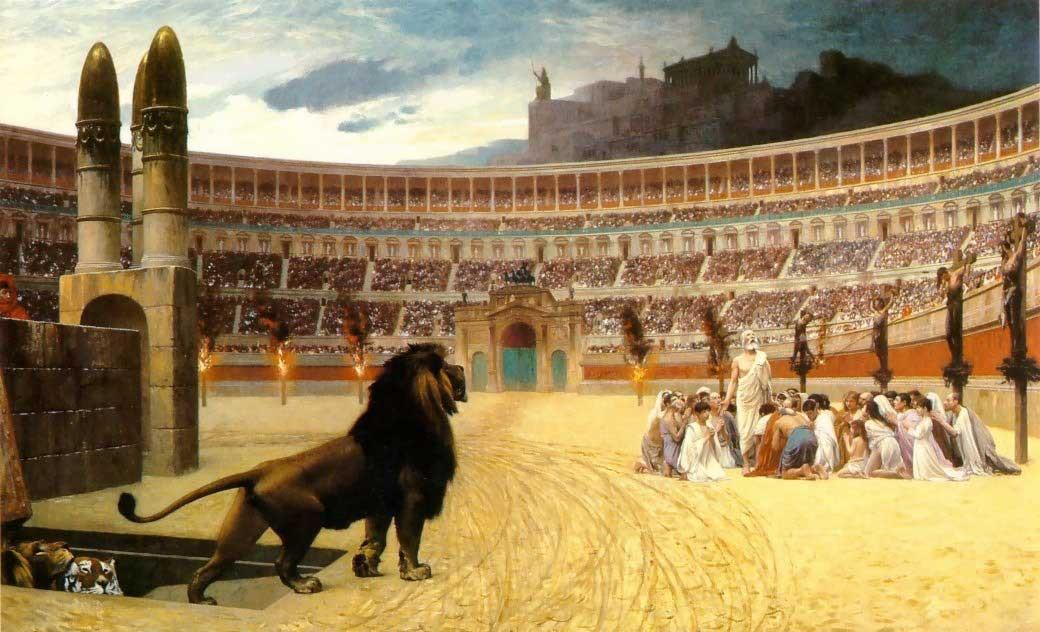 persecucion cristianos