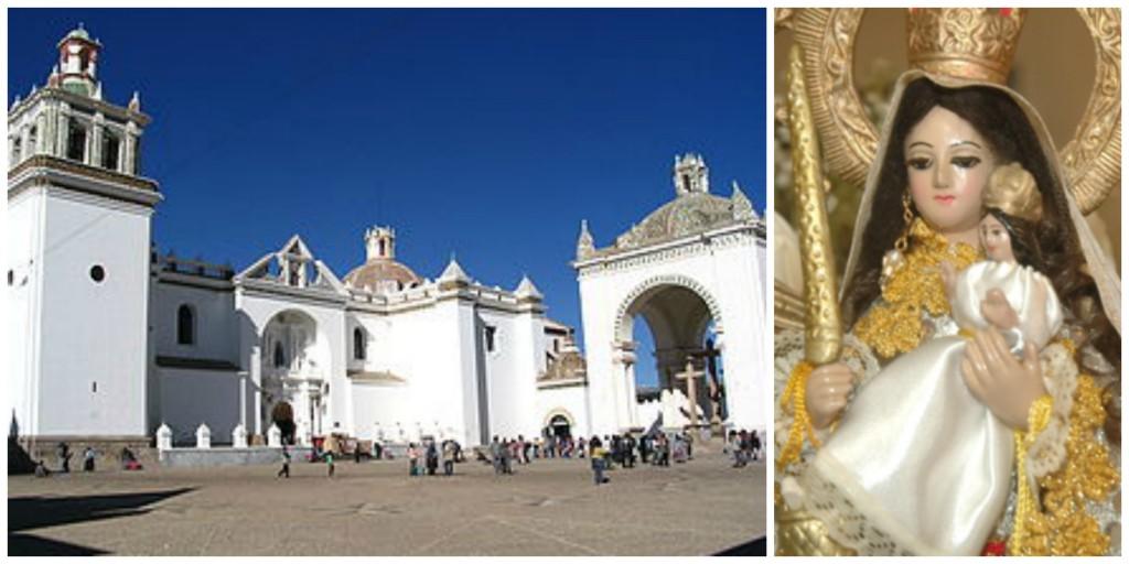 Our Lady of Copacabana, Bolivia