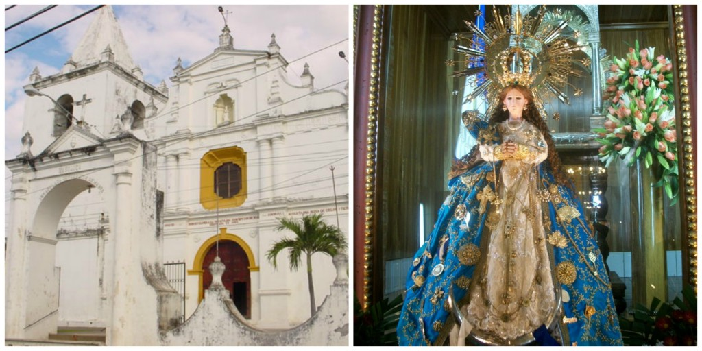Our Lady of the Immaculate Conception of El Viejo in Nicaragua.