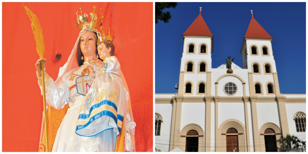 Our Lady of Peace and Cathedral in El Salvador