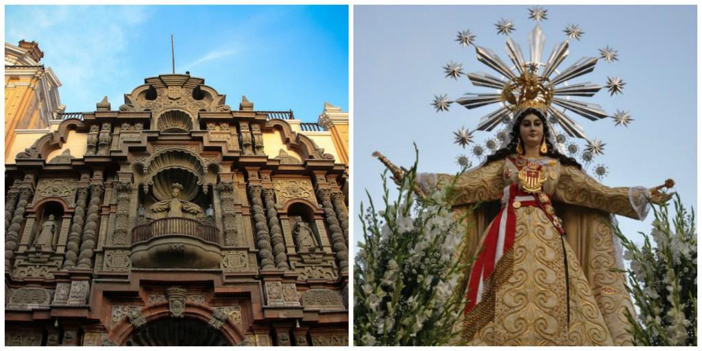 Basilica of Nuestra Señora de la Merced, Lima, Peru
