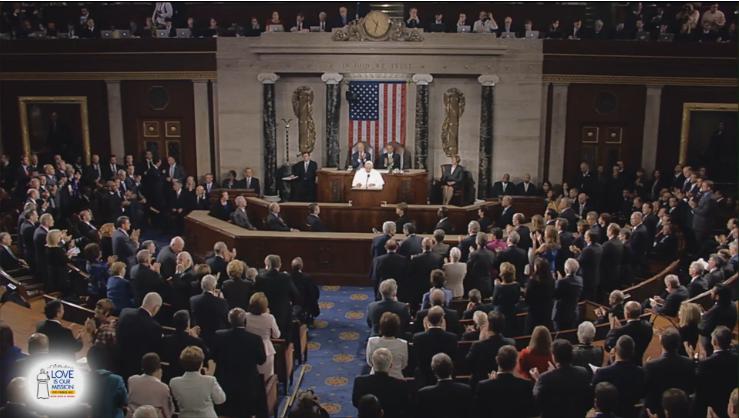 Pope Francis U.S. Congress