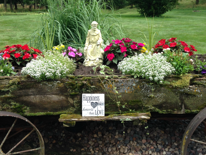 Second Place Winner to The Catholic Company's 2015 Catholic Garden Photo Contest