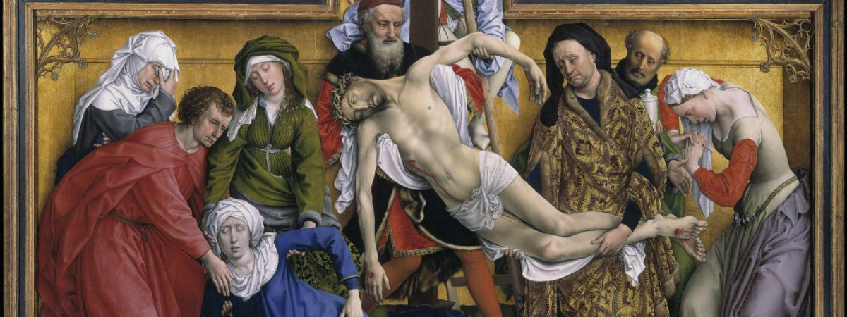 12 Inspiring Religious Paintings & Their Meanings | GetFed