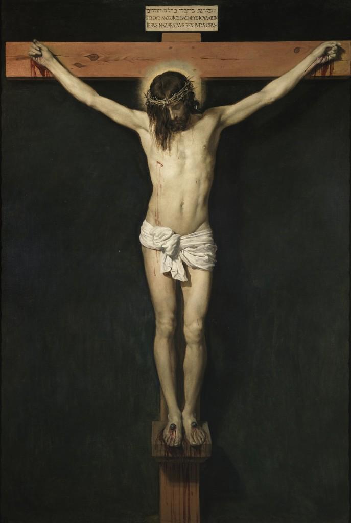 The Crucifixion by Velázquez