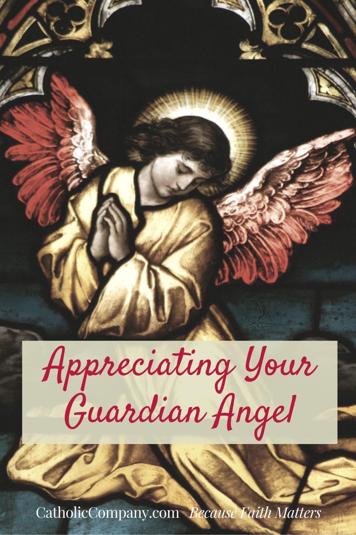 Appreciating Your Guardian Angels