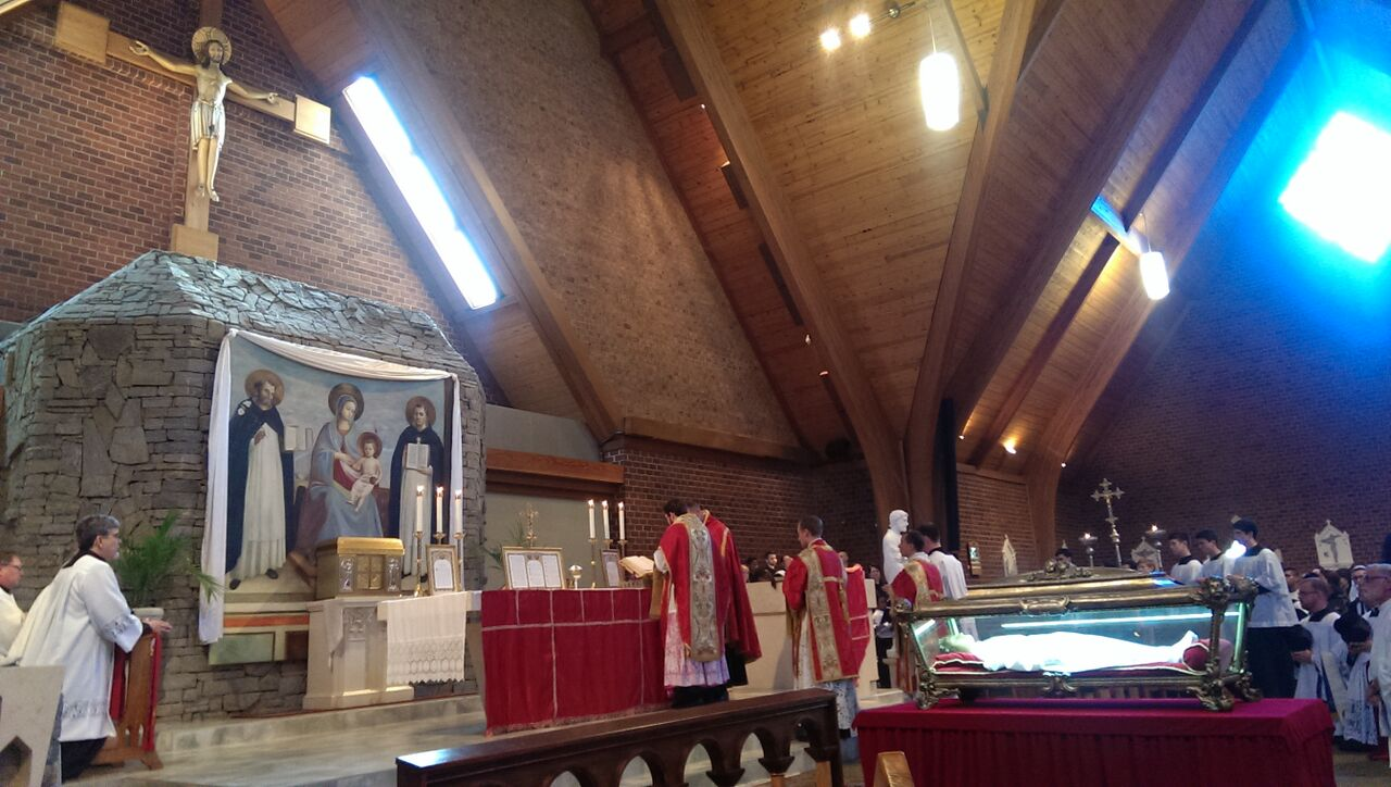 Latin Mass for St. Maria Goretti