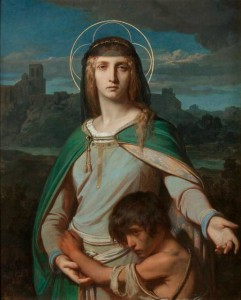 St. Monica, Patron Saint of Married Women