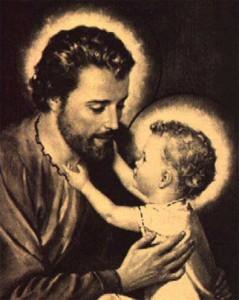St. Joseph, Patron Saint of Married Couples