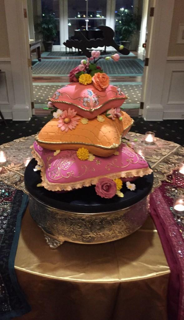 A Quinceañera Cake