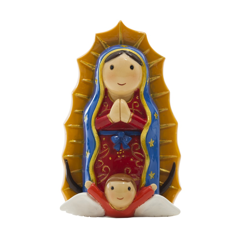 Our Lady of Guadalupe Children's Statue