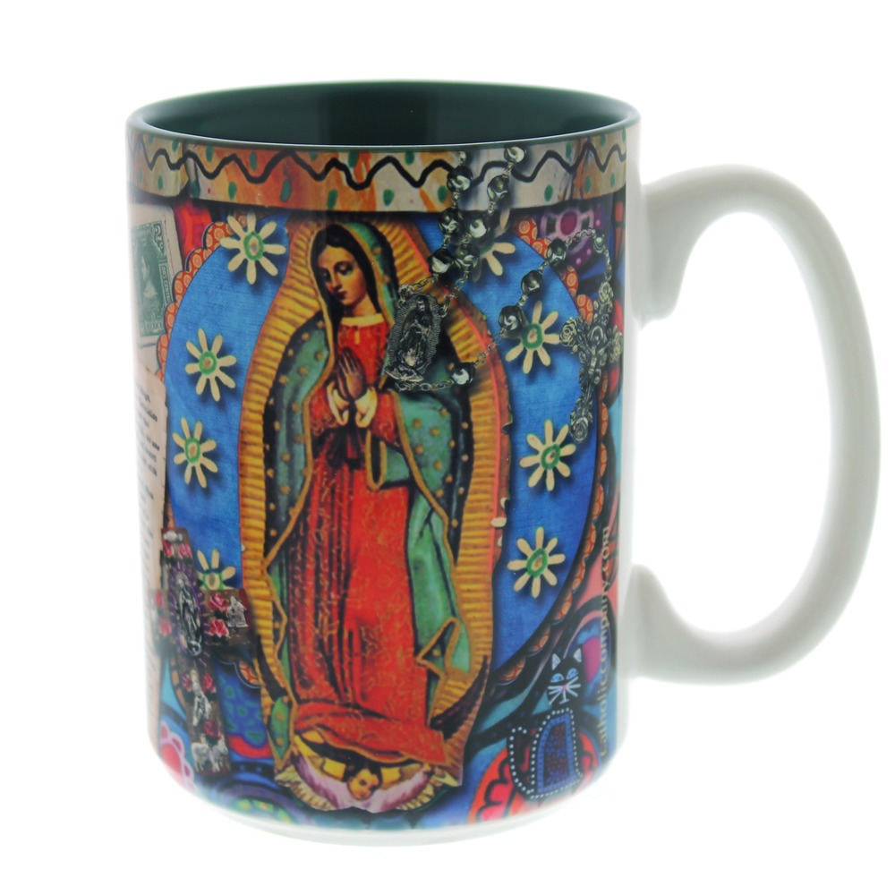 Our Lady of Guadalupe Story Mug