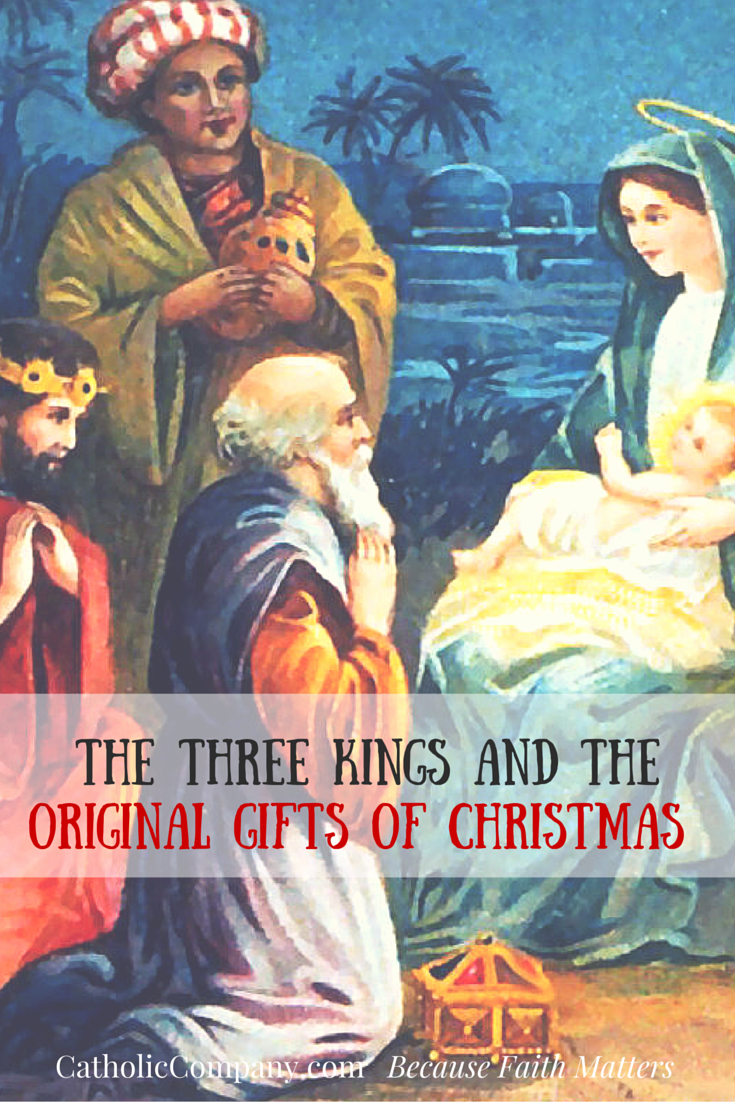 How much do you know about the Biblical Magi and the meaning behind the original gifts of Christmas?