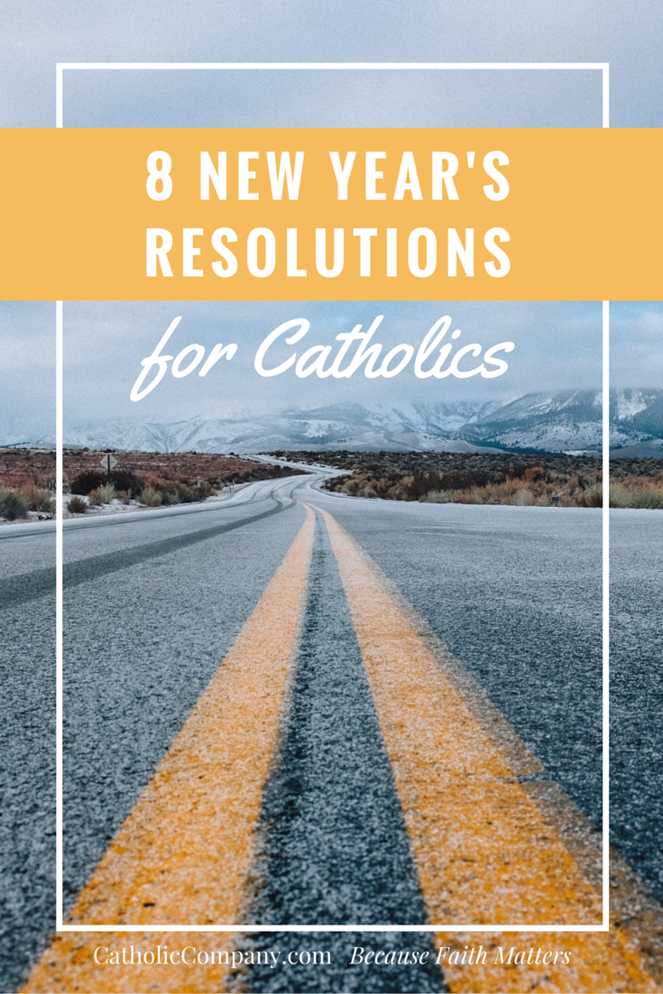 New Year's resolutions to keep your spiritual life healthy in 2016