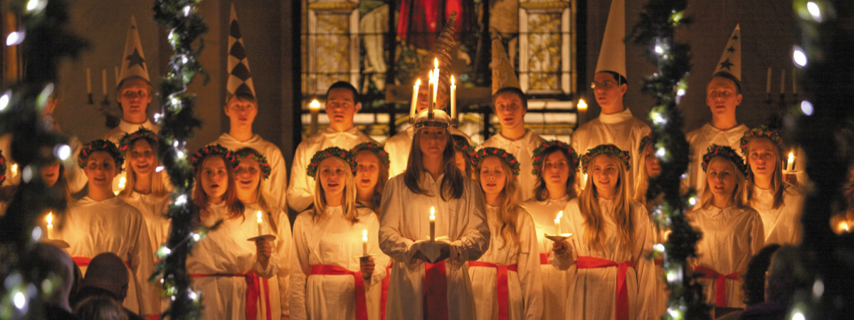 St  Lucy's Feast Day: Celebrate with Lights and Sweets