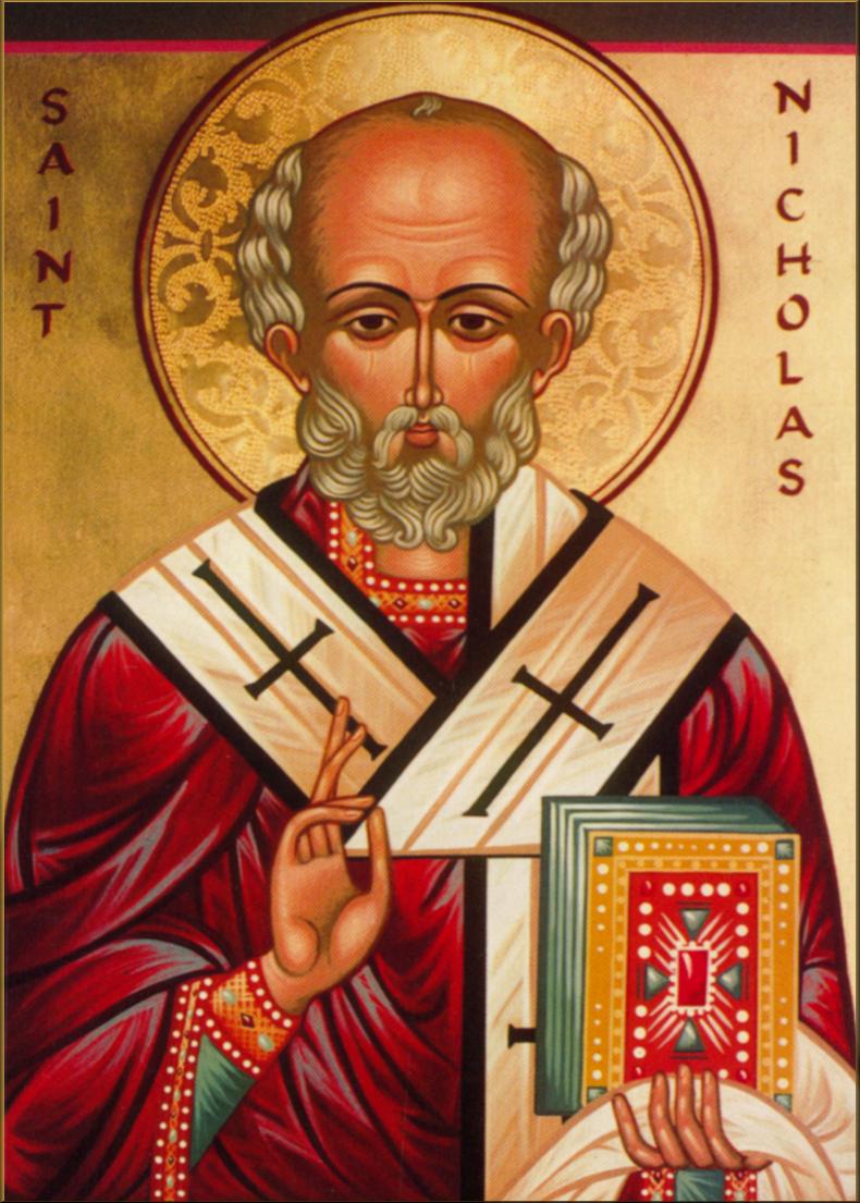St. Nicholas Feast Day