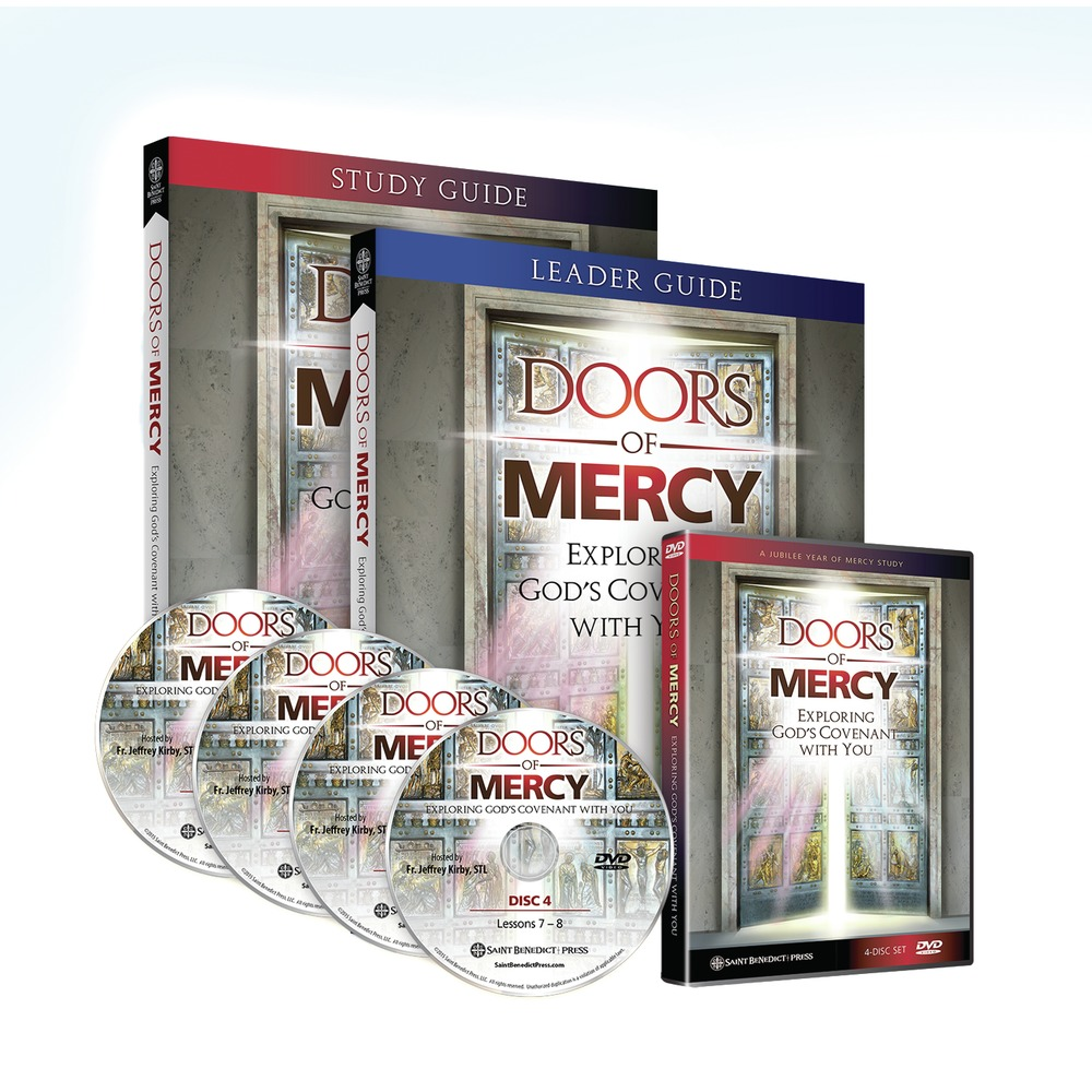 Doors of Mercy Bible Study for Catholics