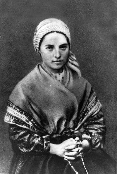The Story of St. Bernadette and Our Lady of Lourdes
