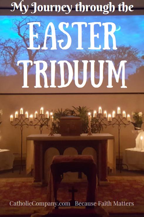Easter Triduum Photos: Holy Thursday, Good Friday, Holy Saturday