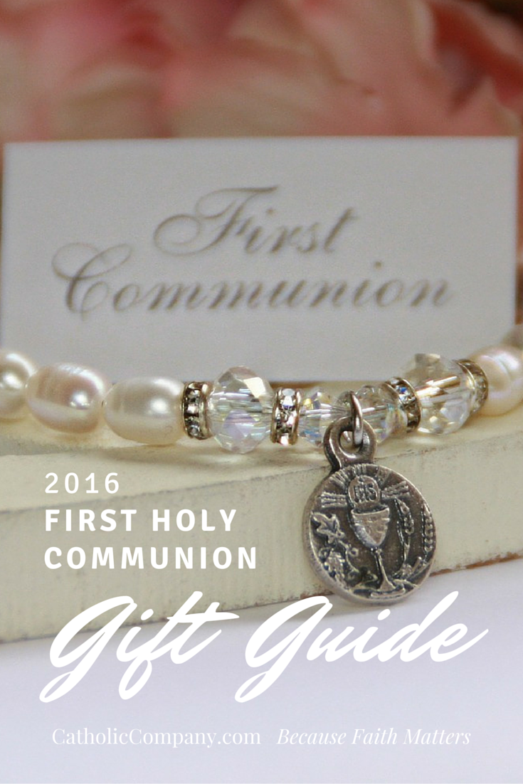 First Holy Communion 2016 Video Gift Guide